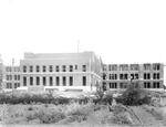 Showalter Hall, exterior by A. A. Ames