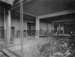 Showalter Hall basement by A. A. Ames
