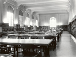 Students studying at Hargreaves Library II by A. T. Lacey Photography, Spokane, Washington