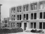 Showalter Hall, exterior II by A. A. Ames