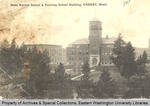 Cheney State Normal School & Training School buildings, Cheney, Wash. by Unknown
