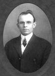 Cross, George W. Jr. (student) 1907, Cheney State Normal School II