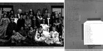 Senior Class cast, Merchant of Venice, 1907, Cheney State Normal School by Unknown