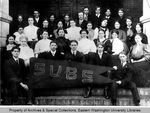 "Student group: ""Sub Normals"" 1907, Cheney State Normal School"
