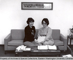 Alumni Office at Eastern Washington State College by Unknown and Publications