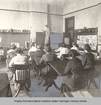 Art Class, Cheney State Normal School