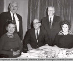 Eastern Washington State College Board of Trustees, 1962 by Unknown and Publications