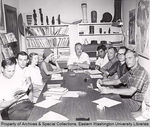 Eastern Washington State College Sociology Class by Unknown and Publications