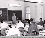 Classroom at Fairchild Air Force Base
