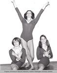 Eastern Washington State College Women's Gymnastics by Unknown