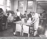 Industrial Education Class, Eastern Washington College of Education by Unknown