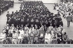 "Graduating Class and the ""Golden Grads"" by Unknown and Publications"