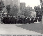 Commencement Procession by Unknown