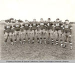 "Varsity Football Team, 1940 - ""The Beef Trust"""
