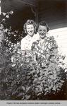 Dot Helm and Helen Rosenquist by Barbara Hamre Fahlgren