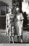 Virginia Jackson and Jessie Saterback