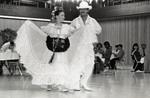 Ballet Folklorico dancers at Eastern Washington University