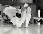 Ballet Folklorico dancers at Eastern Washington University by Publications, Eastern Washington University