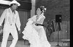 Ballet Folklorico dancers at Eastern Washington University