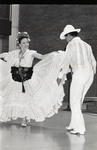 Ballet Folklorico dancers at Eastern Washington University by Publications, Eastern Washington University