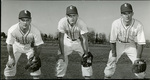 Infielders for the 1951 Eastern Washington College of Education baseball team by Eastern Washington College of Education. Associated Students.