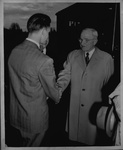 Harry Truman at Eastern Washington College of Education by Eastern Washington College of Education