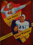 Saint Martin's College versus Eastern Washington College of Education football program, 1950