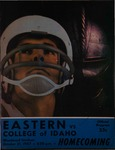 College of Idaho versus Eastern Washington State College football program, 1967 by Eastern Washington State College. Associated Students
