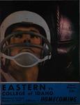 College of Idaho versus Eastern Washington State College football program, 1967