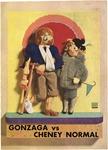 Cheney State Normal School versus Gonzaga University football program, 1936
