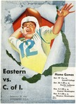 College of Idaho versus Eastern Washington College of Education football program, 1957