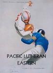Pacific Lutheran College versus Eastern Washington College of Education football program, 1953