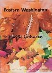 Pacific Lutheran College versus Eastern Washington College of Education football program, 1955