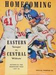 Central Washington College of Education versus Eastern Washington College of Education football program, 1960