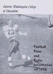 Eastern Washington College of Education football press guide, 1956
