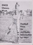 Eastern Washington College of Education football press guide, 1957