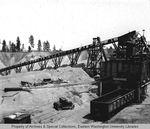 Gravel pit, Ft. George Wright by Otis W. Freeman