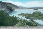 Hog Back Islands, Blue Lake by Otis W. Freeman