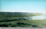 Blue Lake Grand Coulee by Otis W. Freeman