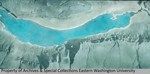 Blue Lake Lower Coulee by Otis W. Freeman