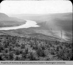 Junction Columbia River and Goose Flats by Otis W. Freeman