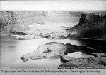 Alligator Head Dry Falls by Otis W. Freeman