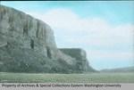 Side Falls Upper Coulee by Otis W. Freeman