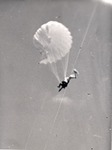 Parachutist by U.S.A. Army official photographer