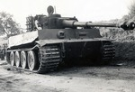 Tank by U.S. Army Signal Corps Photographer