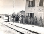 Road to Vittoria by U.S. Army Signal Corps photographer