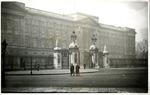 Buckingham Palace by Robert Gillette