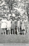 First and Second grades at Kahlotus, Washington by Barbara Hamre Fahlgren