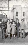 Kahlotus School pupils by Barbara Hamre Fahlgren