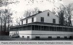 Mary Jensen Sharples' home. by Barbara Hamre Fahlgren